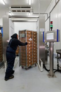 Biolog-id crée pour le LFB un portique RFID qui optimise la réception du plasma pour fractionnement