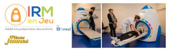 Le CHU Amiens-Picardie prépare les enfants à l'IRM dans son simulateur pédagogique
