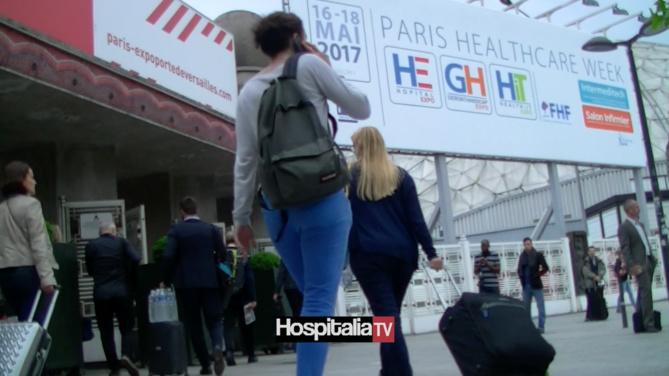 Paris Healthcare Week 2017 : Le film du salon