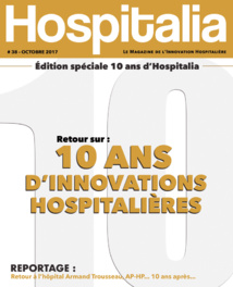 Hospitalia #38 Octobre 2017, Édition spéciale 10 ans !