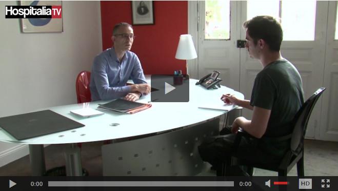 L'entretien : Renaud Pellé, Directeur de l'hôpital Armand-Trousseau