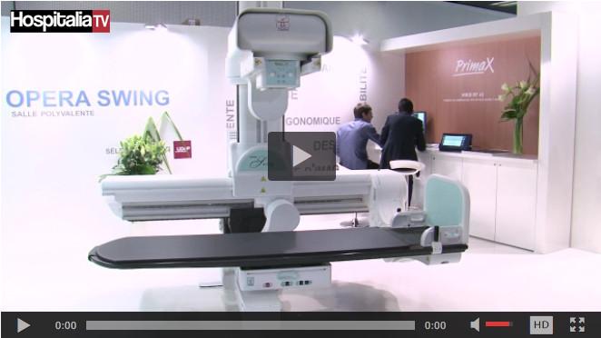 Les rencontres HospitaliaTV aux JFR 2017 : PRIMAX