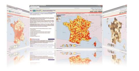 L'Atlas de la santé mentale en France disponible en version numérique