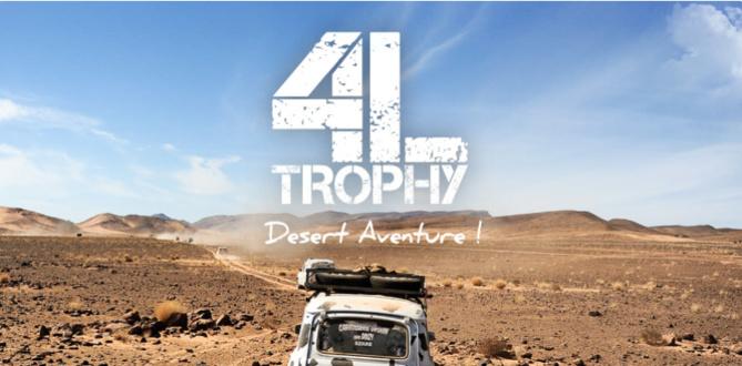 Hospitalia partenaire de la 4L pour la santé publique de la prochaine édition du 4L Trophy !