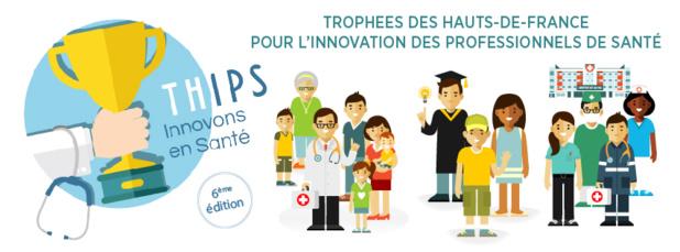 Lancement des Trophées des Hauts-de-France pour l'Innovation des Professionnels de Santé