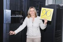 Sylvie Cassauba, directrice des systèmes d'information
