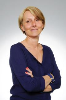 Valérie Moulins, directrice de la communication