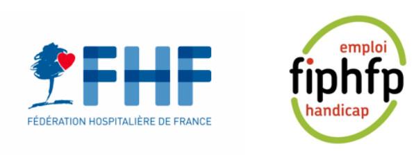 Fonction publique hospitalière : la FHF et le FIPHFP renouvellent leur partenariat en faveur de l'emploi des personnes en situation de handicap