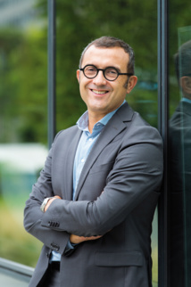 Carlos Jaime, Country Manager France d'InterSystems