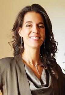 Caroline L'Huillier, Directrice Générale de Cloro'fil Concept