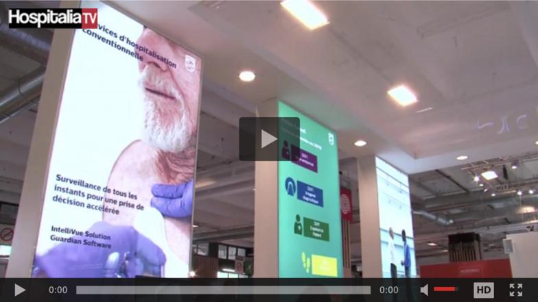 Les rencontres HospitaliaTV à la PHW 2018 : PHILIPS HEALTHCARE