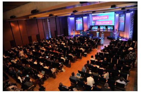 Pour cette sixième édition, les Rencontres du Progrès Médical ont réuni près de 500 participants.