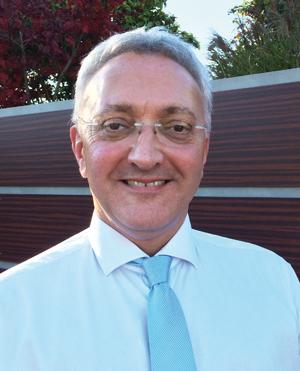 Jean-François Goglin, Conseiller national Systèmes d'Information de Santé auprès de la FEHAP
