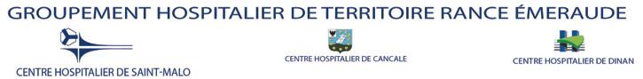 Processus de fusion engagé entre les Centres Hospitaliers de Cancale, Dinan et Saint-Malo