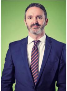 Eoin Foy, Directeur régional des ventes pour l'Europe du Nord