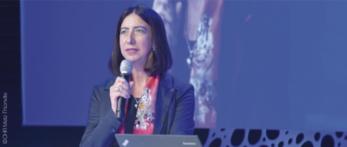 Marie-Odile Saillard, Directrice Générale
