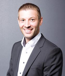 Mickaël Gaultier, Directeur des  Systèmes d'Information de la  Polyclinique de l'Europe