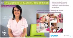 Le CHU de Reims ouvre une maison pour un accompagnement en dehors des temps de soins
