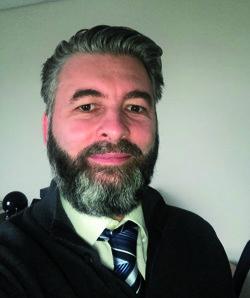 Vincent Lermigny, Data  Protection Officer pour la  région Île-de-France chez  Almaviva Santé