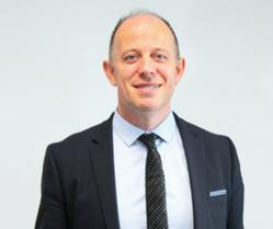 Franck Laureyns, Directeur de la stratégie, des affaires médicales et de la  communication du CH de Douai