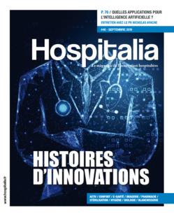 Hospitalia #46 - Septembre 2019