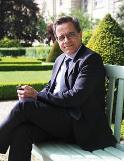 Frédéric Descrozaille, député LREM du Val-de-Marne et pilote du projet