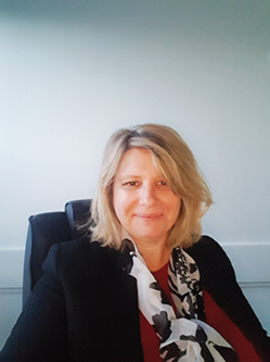 Marie-Pascale Chague, Directrice de l'innovation