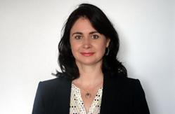 Manuela Mémin, chef de projet Recherche et Développement pour le Groupe Dedalus