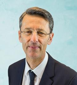 Jean-François Lefebvre, Directeur Général du au CHU de Limoges