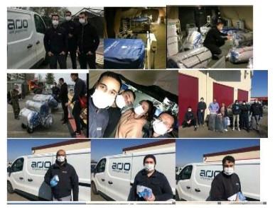 Prise en charge des patients Covid-19 : Arjo décontamine et livre des matelas hospitaliers dans les services de réanimation