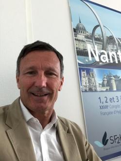 Didier Lepelletier, co-président du groupe permanent Covid-19 du HCSP. ©DR