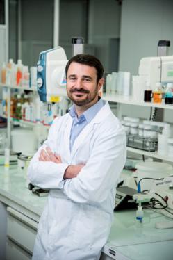 Guillaume Macouin, directeur des opérations industrielles du Laboratoire Rivadis. ©DR