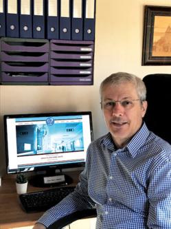 Jean-Marc Issart, directeur de Sirus Plateforme Santé. ©DR