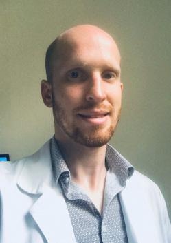 Julien Obiols, responsable du laboratoire de biologie médicale du CH de Béziers. ©DR