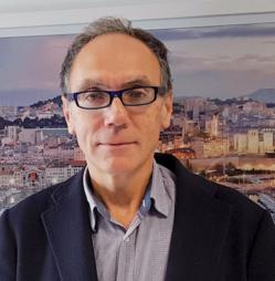 Jean-Paul Feugeas, président du SNMBCHU. ©DR