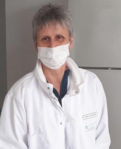 Catherine Diallo, ingénieure blanchisserie-restauration. ©DR