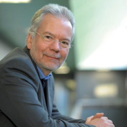 Claude Kirchner, directeur du CNPEN. © InriaPhoto Kaksonen