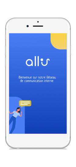 Le CH de Chalon-sur-Saône a choisi de travailler avec Interlude Santé pour son app réseau interne : alliS