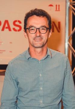 David Puget, directeur de Quimper Événements. © DR