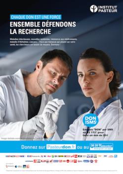 L'Institut Pasteur lance sa 14e édition du Pasteurdon