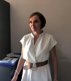 Cécile Polito, adjointe au directeur du pôle de gestion administrative, financière et stratégique du CH d'Avignon. ©DR