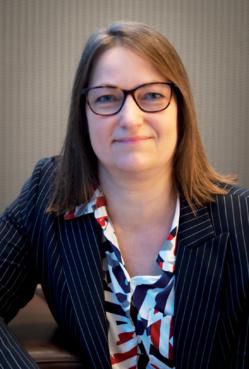 Hélène Cottier, directrice R&D pour InterSystems. ©DR