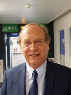 Le Pr Philippe Grenier, chef du projet Intelligence artificielle. ©DR