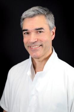 Le Dr François Mellot, chef du service radiologie. ©DR