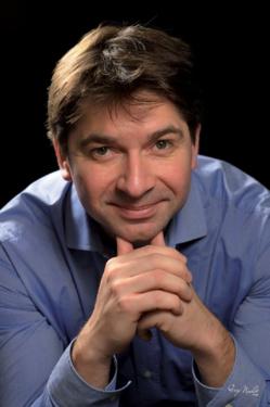 Fabien Lozach, président directeur général de Sectra France. ©DR