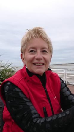 Le Dr Florence Compagnon, Présidente du SNPGH.