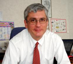 Patrick Charrier a été directeur général des CH de Manosque et d'Annonay. ©DR
