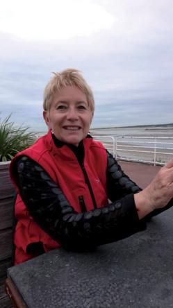 Le Dr Florence Compagnon, présidente du SNPGH. ©DR