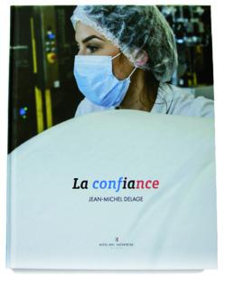 """""""La confiance"""", le livre-hommage du Groupe Kolmi Hopen"""