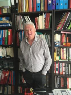 Le Pr Joël Colloc, Docteur en médecine et en informatique, qualifié en médecine légale. ©DR